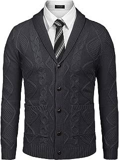men's irish cardigan sweaters sale