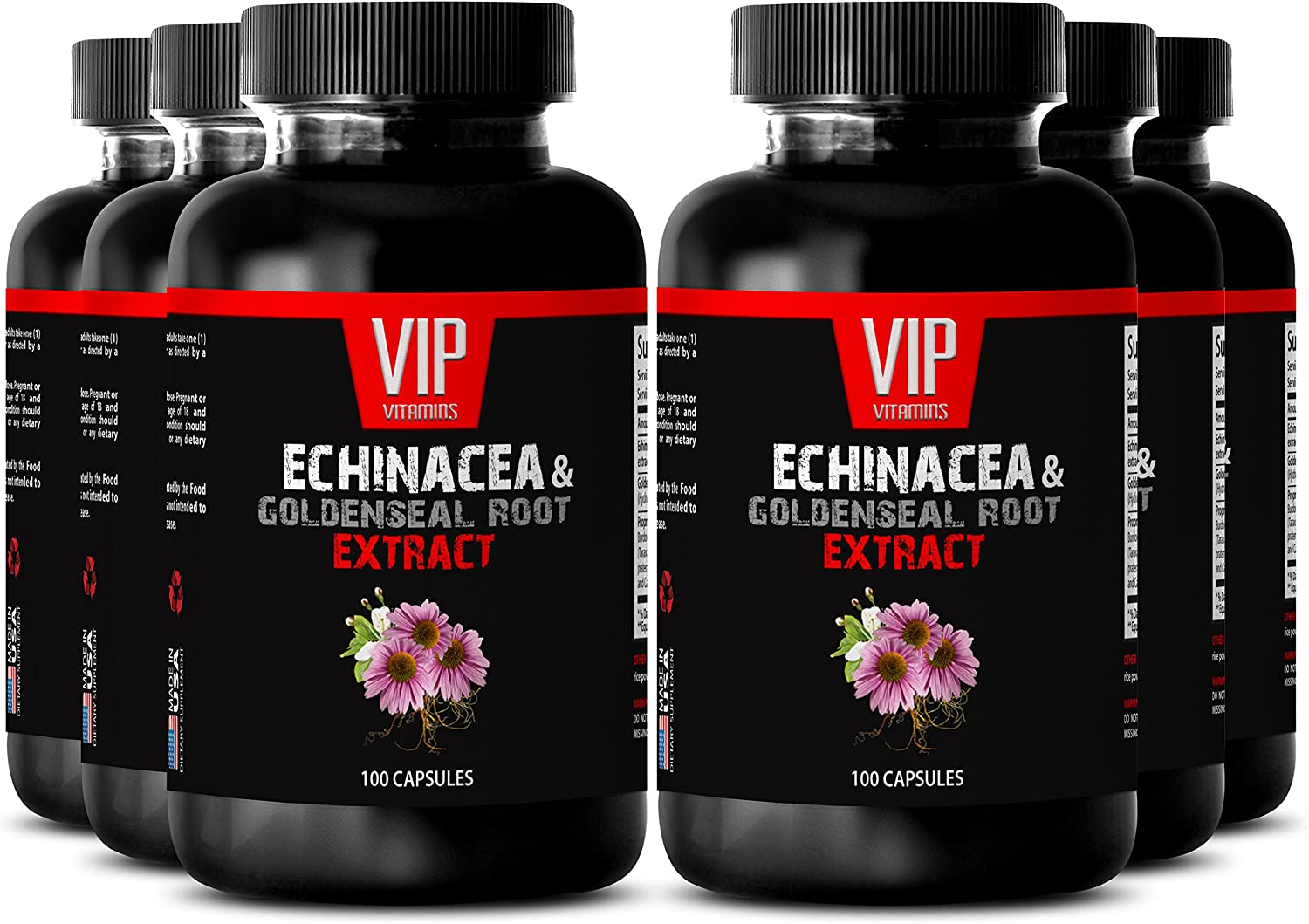 Goldenseal Max 57% OFF Powder - Max 77% OFF ECHINACEA and Root Stim GOLDENSEAL Extract