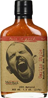 Pain Is Good Hot Sauce #37 Garlic Style -- 7.5 oz