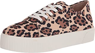 Jessica Simpson womens Edda Sneaker, Natural, 9.5 US