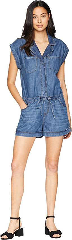 Scout Denim Romper