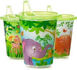 Evenflo Feeding ZF Convenience Sippy Cups 10 oz, 3 Count