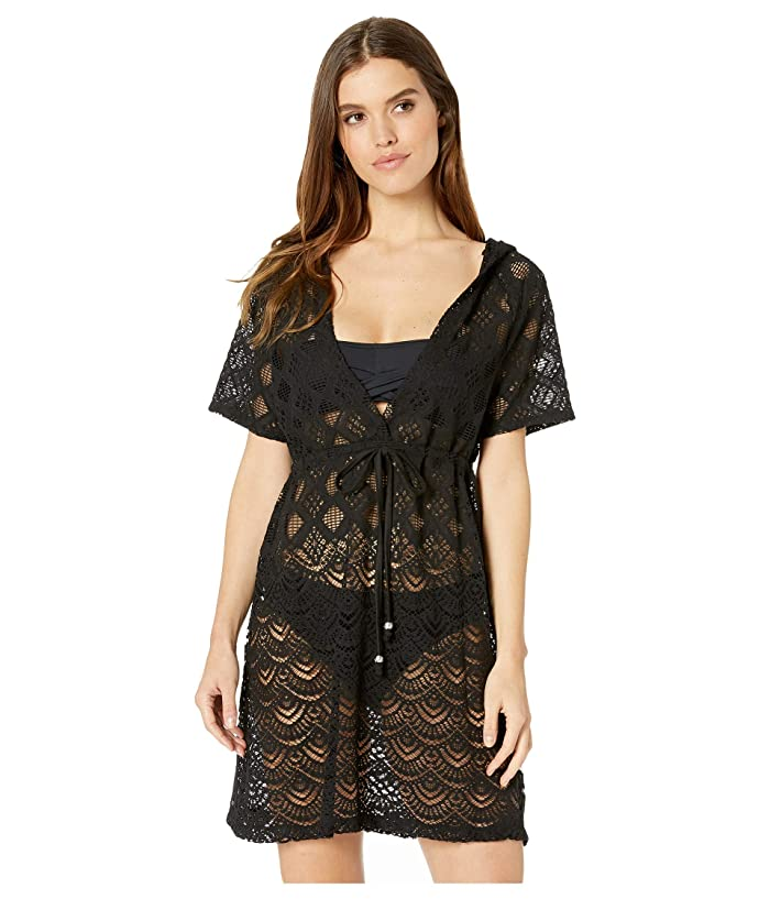 Dotti Womens Paradise Solids Dress Cover-Up