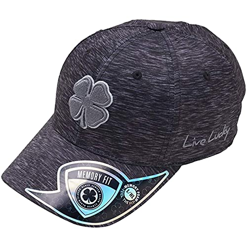 99dd033e6dee9 Black Clover Black Lucky Heather Premium Fitted Hat