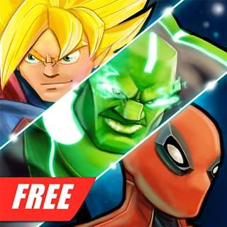Superheros Free Fighting Games
