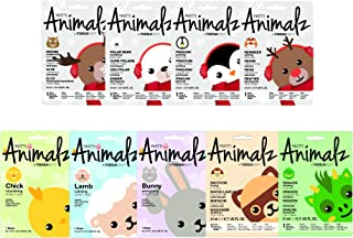 Masque Bar Pretty Animalz Sheet Mask Variety B Bundle