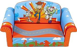 مبلمان مارشمالو ، مبل فوم فلیپ 2 در 1 کودکان ، داستان اسباب بازی دیزنی 4 ، توسط Spin Master