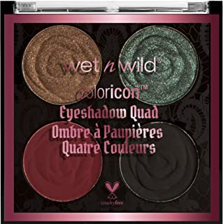 Wet N Wild Color Icon Eyeshadow Quad- House of Thorns