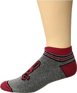 Solid Low Cut Sport Socks