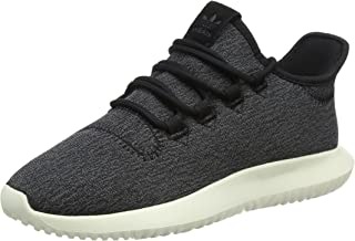 adidas Womens Originals Tubular Shadow Trainers Sneakers in core Black.