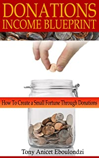 DONATIONS INCOME BLUEPRINT: How to create a small fortune through donations