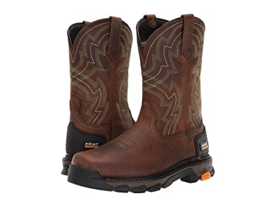 Ariat Intrepid Force (Distressed Brown) Men