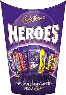 Cadbury Heroes Chocolate Mix - delicioso chocolate cremoso en una mezcla de colores - mezcla variada de los mejores dulces - ¡perfecto para compartir!
