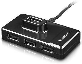 Zebronics ZEB-100HB USB hubs with 4 Ports