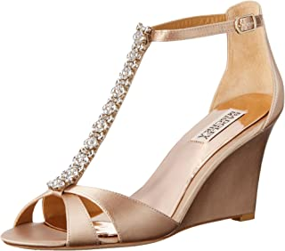 Badgley Mischka Women's Romance Wedge Sandal