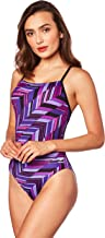 Speedo Women's Endurance+ Angles Free Back Swimsuit