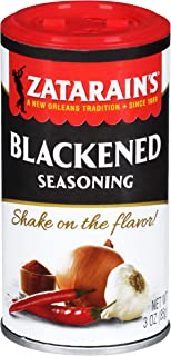 Zatarain's New Orleans Style Blackened Seasoning, 3 oz