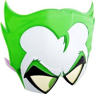 Sunstaches Batman/Joker Sunglasses Costume
