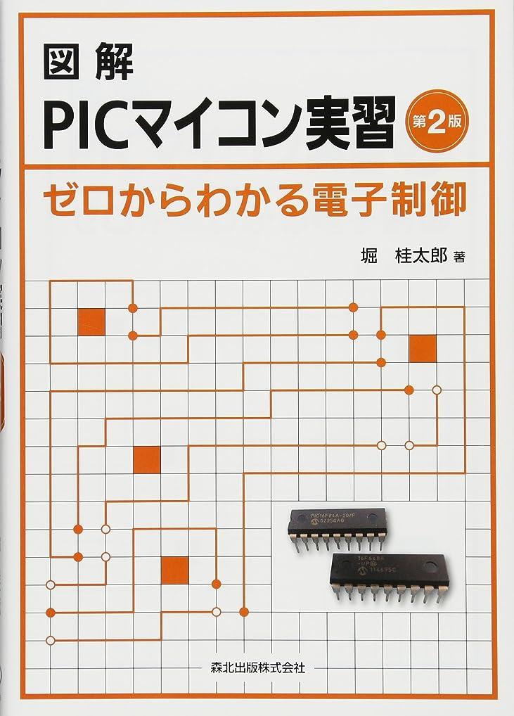 記者歩道より平らな図解 PICマイコン実習―ゼロからわかる電子制御