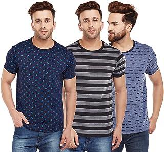 996b3ec2936a Half Sleeve Men's T-Shirts: Buy Half Sleeve Men's T-Shirts online at ...