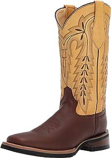 حذاء فيرريني من جلد البقر، بني داكن، 8 D US