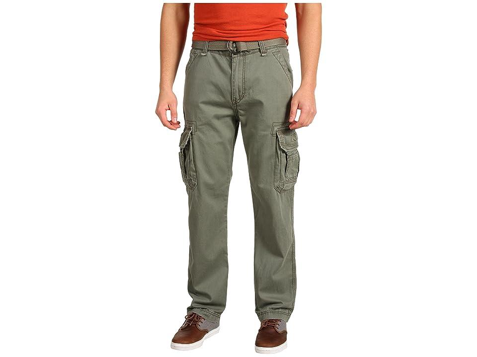 UNIONBAY Survivor Cargo Pant (Leaf) Men