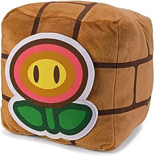 Super Mario Bros Paper Mario Bigbox Cojín - Flower: Amazon ...