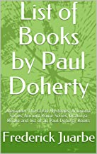 paul doherty book list
