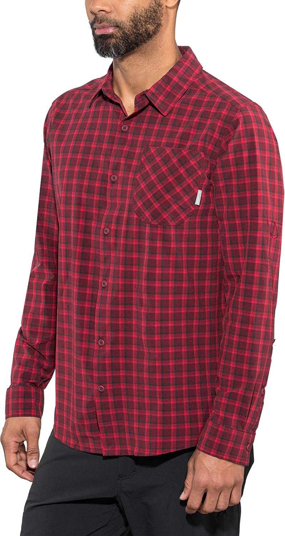 Columbia Triple Canyon Long Sleeve Shirt Camiseta de Manga Larga para Senderismo Hombre