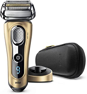 Braun Series 9 9299PS Electric Shaver Wet/Dry Premium Gold Edition