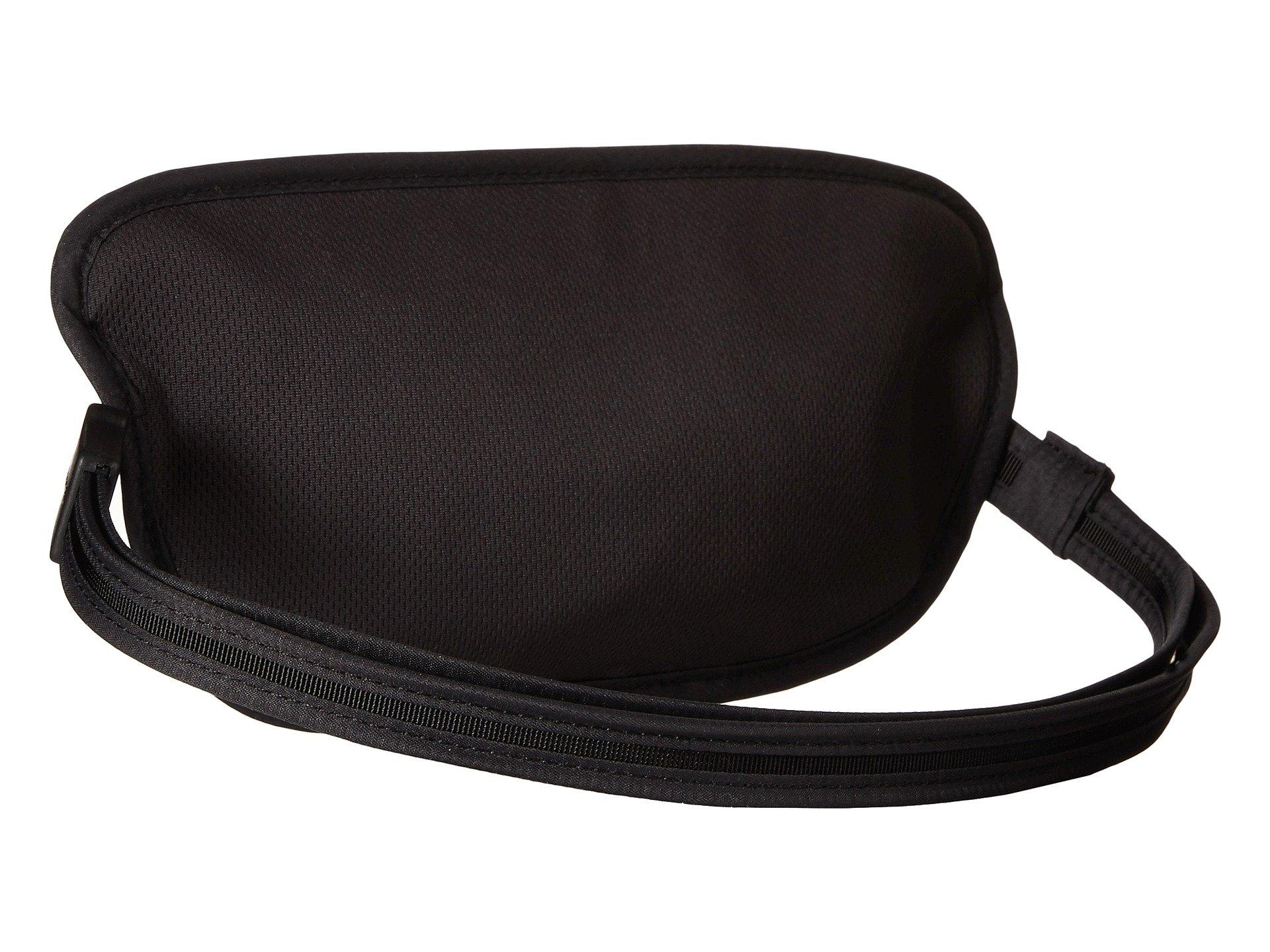 Black Waist Pacsafe Wallet Coversafe X100 Rfid ZfWU70Aq