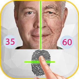 Fingerprint Age Scanner 2 Prank - Age Detector Test