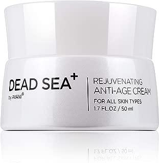 Dead Sea+ by AVANI Rejuvenating Anti-Age Cream   Collagen Day Cream Anti Aging   All Natural Plant Extracts and Vitamins - 1.7 fl. oz