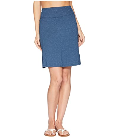 Toad&Co Foxon Skirt (Blue Wing Teal) Women