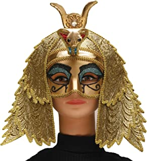 Forum Novelties Women's Egyptian Goddess Mask Costume Accessory