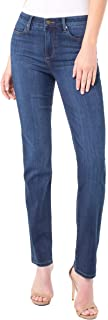 Liverpool Women's Sadie Straight Silky Soft Denim Jeans