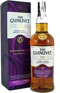 """The Glenlivet DISTILLER""""S RESERVE Triple Cask Matured Single Malt Scotch Whisky 1 x 1 l"""