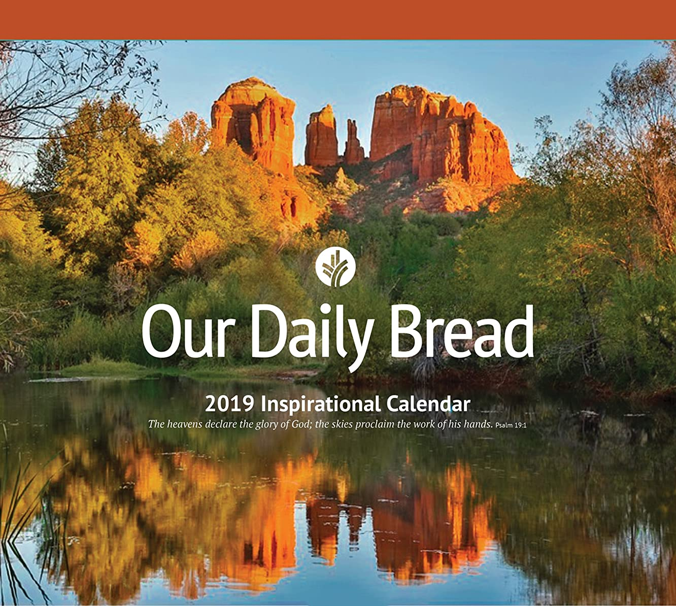 Our Daily Bread 2019 Wall Calendar