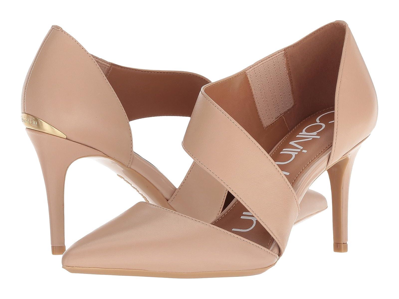 Calvin Klein Gella PumpAtmospheric grades have affordable shoes