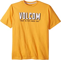 Volcom Kids Camp Stone Short Sleeve Tee (Big Kids)