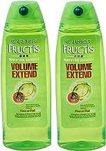 Garnier Fructis Shampoo Volume Extend 13 Ounce (384ml) (2 Pack)
