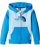 The North Face Kids - Logowear Full Zip Hoodie (Toddler)