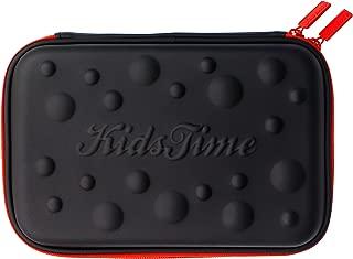 JUJIN EVA Hardtop Bubbles Style Large Capacity Kids Pencil Case Stationary Case Makeup Cosmetic Case Bag,5.7 x 8.5