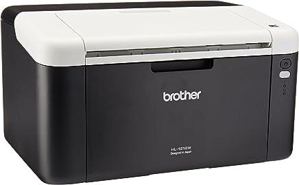 Impressora Laser Monocromática HL1212W, Brother, Preto