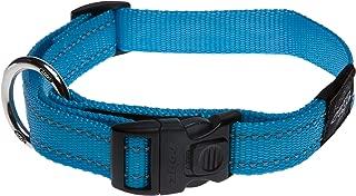 ROGZ Utility Extra Large 1-Inch Reflective Lumberjack Dog Collar