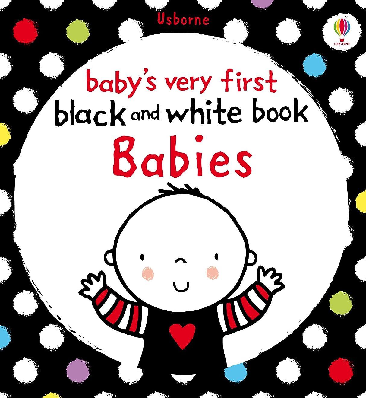 ピービッシュヘッジ災害Baby's Very First Black and White Book Babies: For tablet devices (English Edition)