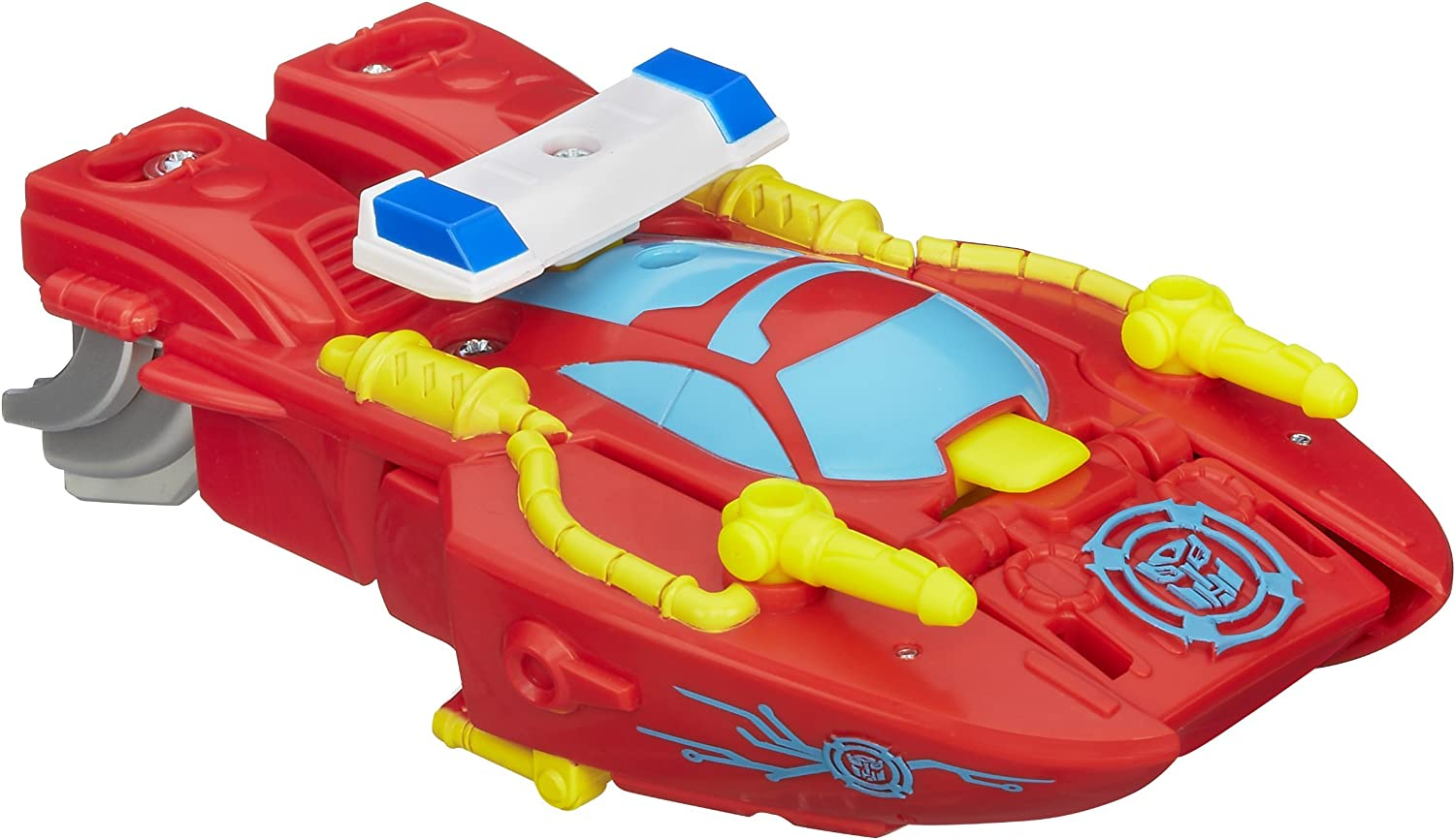 Playskool Transformers Rescue Bots Heatwave [UK Import]