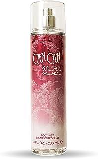 Can Can Burlesque For Women 8.0 oz Body Spray By Paris Hilton