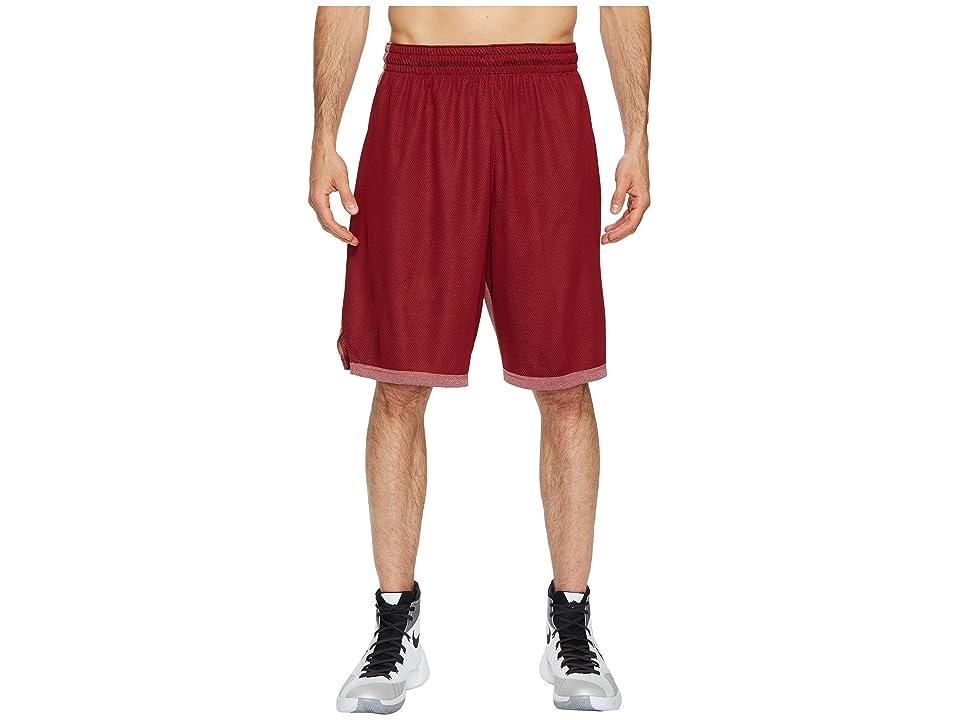Nike Dry Dribble Drive Basketball Short (Team Red/Black) Men