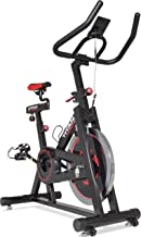 Titan Fitness™ Pro Indoor Exercise Bike with Flywheel and LCD for Cycle Cardio Fitness